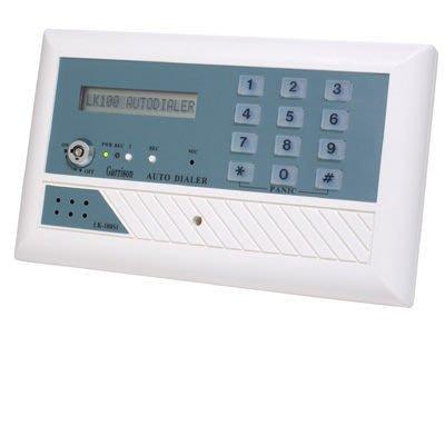 Garrison防盜器材 批發中心 門禁防盜警報主機 電話自動報警機 LK-100S1