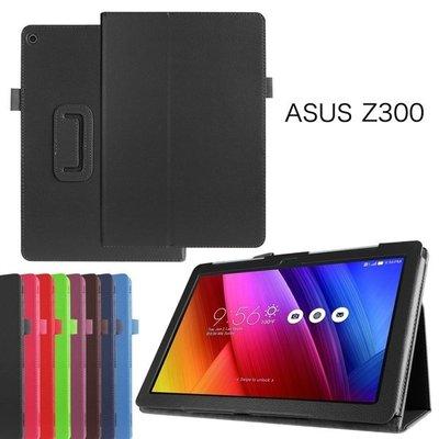 華碩Z300C保護皮套P023休眠皮套 ZenPad 10 Z300M/ P00C平板電腦套殼 台中市