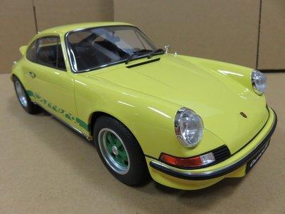 =Mr. MONK= 1/12 GT SPIRIT Porsche 911 2.7 RS Touring (901)