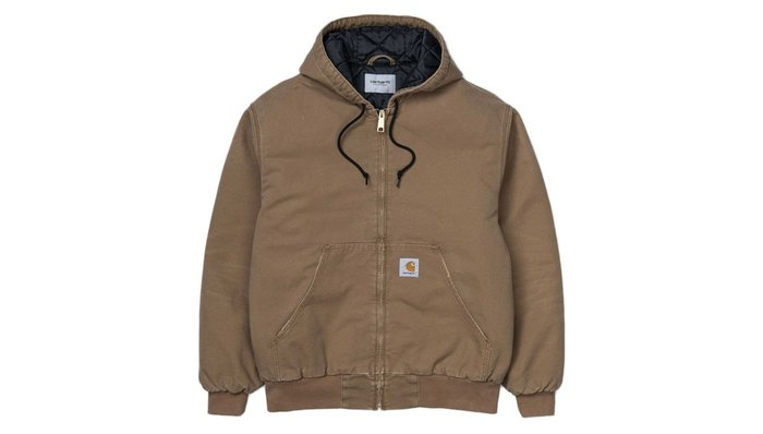 【紐約范特西】預購 Carhartt Wip OG Active Jacket 加厚 帽TEE外套 I027360