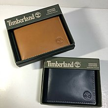 Timberland Leather Men Wallet 男士銀包 真皮