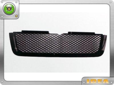 泰山美研社8515 CHEVROLET 雪佛蘭 TRAILBLAZER 06-09 消光黑 水箱照 國外進口