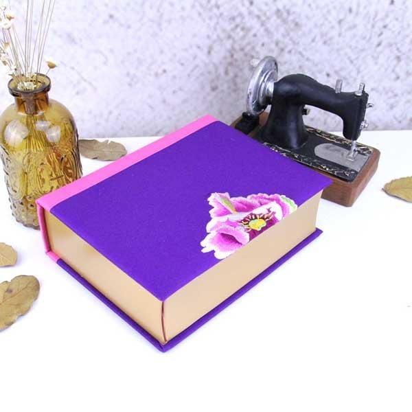 5Cgo【鴿樓】會員有優惠 521903839821 中國風 針線盒 家用針線包套裝 便攜針線盒 15色手工縫紉針線