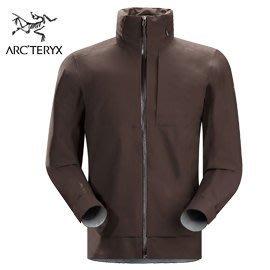 丹大戶外【Arc'teryx】始祖鳥 男輕便休閒GTX外套/防水透氣/雨衣 5013516112G 瓜爾豆褐