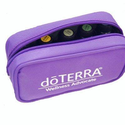 超 快速出貨 特價 doTERRA 多特瑞 收納包 精油收納包 10格 5ml15ml 精油收納包 防震旅行便攜收納袋