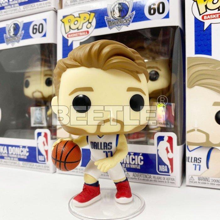 BEETLE FUNKO POP NBA LUKA DONCIC 達拉斯 小牛白 獨行俠 #77