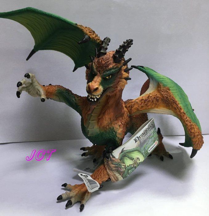 JCT Schleich 恐龍 —70560 傳說巨龍-盜獵龍 012877