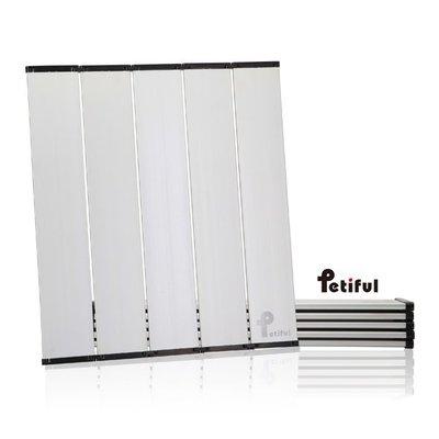 【優比寵物】精品PETIFUL寵物鋁製散熱墊/涼墊/消暑墊/降溫板 54.5公分X45公分~台灣