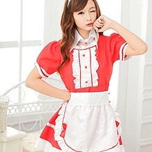 Japanese Maid Dress Waitress Uniform Cosplay Costumes Outfit