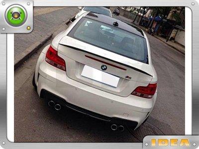 泰山美研社6104 BMW 寶馬 E82 M版 後保桿套件 國外進口  E30 E39 E36 E34 E60 E46 E90 E38 E28