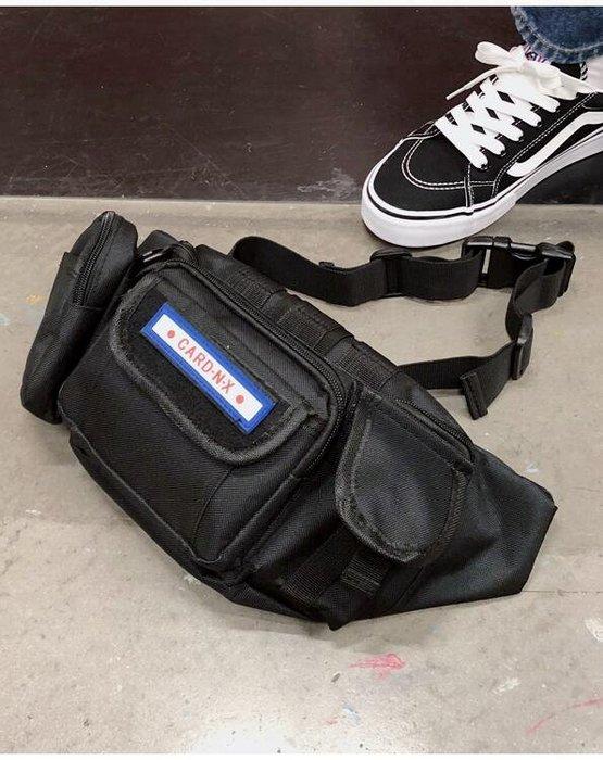 FINDSENSE X  男女旅行手機包男式腰包背包休閑機車死飛胸包戰術包
