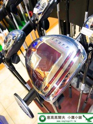 [小鷹小舖] [需預訂] ONOFF GOLF AKA MP-518 高爾夫 開球木+球道木+混血木+鐵桿組 總共11支