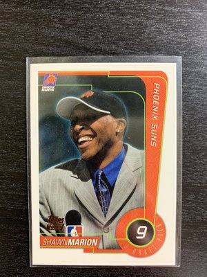 Shawn Marion Topps  新人卡
