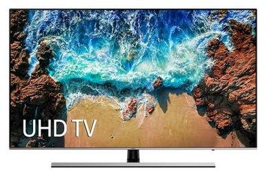 SAMSUNG 三星UA55NU8000WXZW 55吋 4K UHD薄型智慧串聯電視