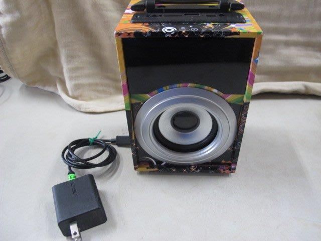 二手舖 NO.2512  造型音箱 喇叭 攜帶型 收音機 USB