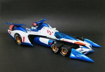 閃電霹靂車-阿斯拉 模型代工