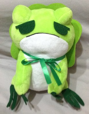 全新超夯手遊~旅行青蛙(旅ろりペ) 絨毛小青蛙 情人節 新年 禮物 可愛 蛙兒子 旅蛙