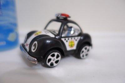 黑色警車兒童玩具公仔 便利商店玩具 麥當勞玩具(救護車 波力 發條玩具 飛機  挖土機 賽車 模型玩具車 芭比) 現貨
