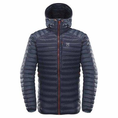 美國代購 Haglöfs Essens Mimic Hood 男款連帽羽絨外套 XS~XL 極輕量 極保暖 Haglof