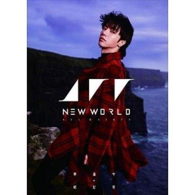 華晨宇 / 新世界 (降臨地球雙CD版)** 全新**2CD