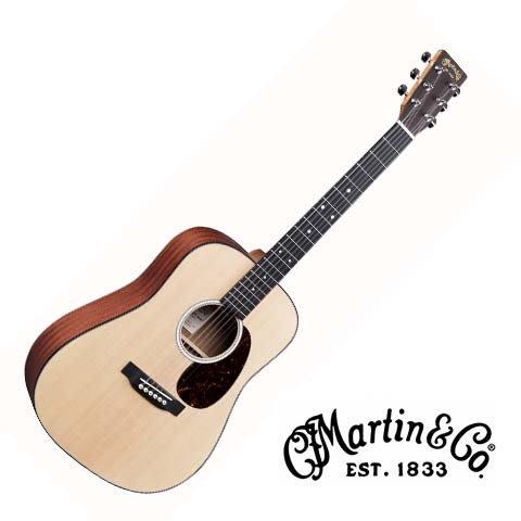 【他,在旅行】Martin DJR10 38吋 雲杉木 全單板 旅行吉他 小吉他 民謠吉他