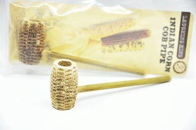 ONE*$1~美國印地安納dominion 《玉米煙斗》 煙斗口徑 1.8 公分