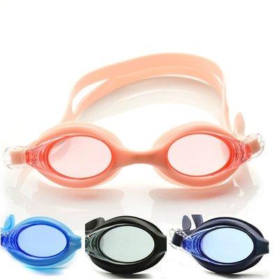 一體式防水防霧防紫外線高清泳鏡-成人款-男女適用-現貨或預購JJ2548