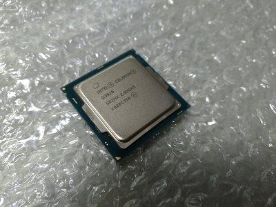 Intel Celeron 雙核心 G3920 1151腳位 內建顯示 速度2.9G 快取2M 近G3930 G4400