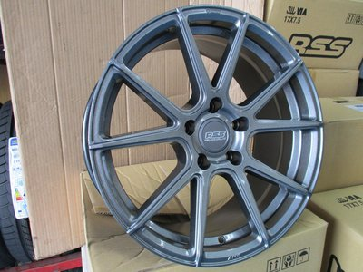 17吋(VF)RSS旋壓鋁圈+17吋輪胎~適用:ELANTRA.MAZDA3.FOCUS(完工價)非VORSTEINER