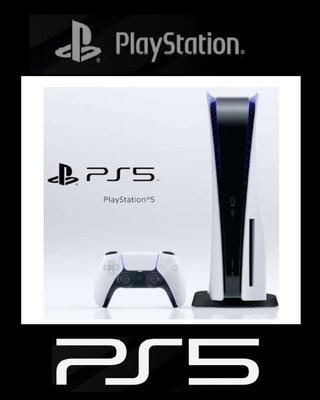 缺貨中 限自取 SONY PlayStation5 PS5 光碟版 主機 台灣公司貨