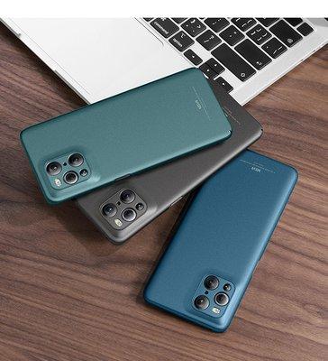 【現貨】ANCASE OPPO find X3 / X3 Pro 送保護貼 硬殼磨砂殼手機殼保護套