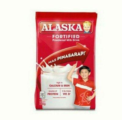 菲律賓 alaska powdered milk 奶粉/1包/300g