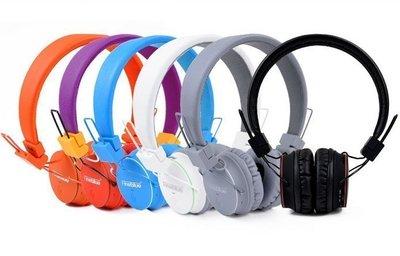 F1藍牙耳機4.1頭戴式無線耳麥插卡身歷聲電腦手機通用型運動 #890