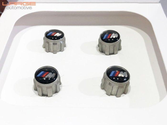【樂駒】BMW 原廠 車用 精品 套件 氣嘴蓋 ///M 閥門 防塵 M款 輪胎