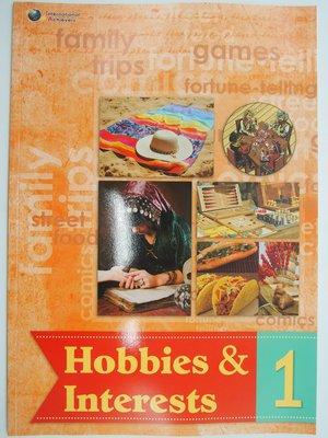 【月界2】新書~Hobbies & Interests 1_Kyle J. Olsen等_何嘉仁出版 〖少年童書〗CCH