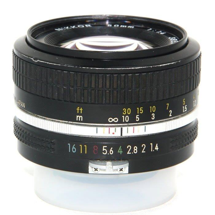 『永佳懷舊』NIKON 50mm f1.4 no.3855447 F2 Nikkormat FT ~二手品~