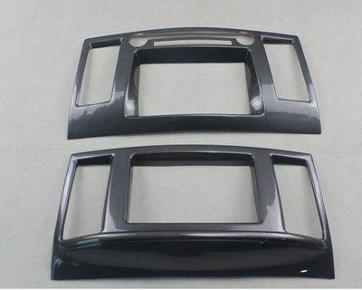 三菱 FORTIS 空調面板2 碳纖維紋路