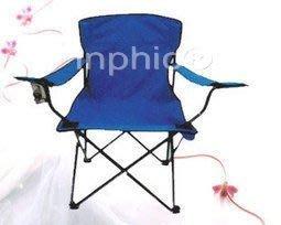 INPHIC-加固型大號扶手椅 折疊椅釣魚椅 戶外休閒椅 沙灘椅折疊凳手扶椅