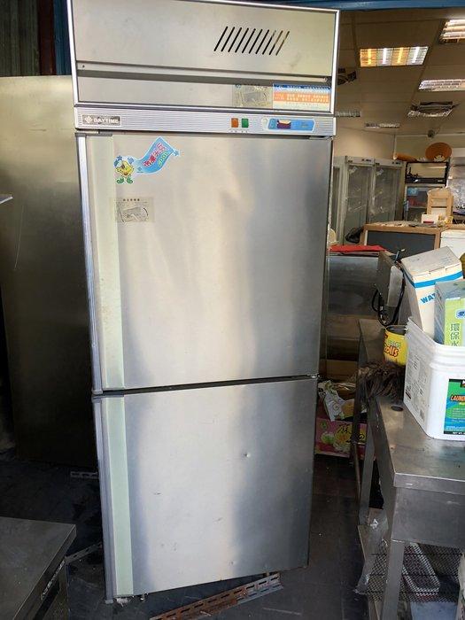 *大銓冷凍餐飲設備*中古2尺8無霜全冷藏冰箱,