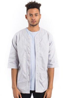 全新 現貨XL Publish brand Ignacio 3/4 七分袖 棒球tee 美式 街頭 休閒 時尚 灰