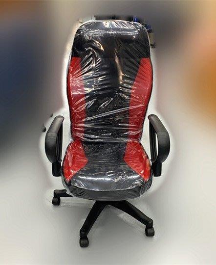 【宏品二手家具】推薦二手全新家具買賣 EA726AD1*全新紅色賽車椅* 辦公椅/電腦椅/餐椅/吧檯椅/各式二手桌椅特賣