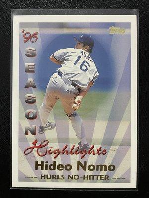 野茂英雄 Hideo Nomo 1997 TOPPS #464
