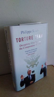 Torture Team : Uncovering War Crimes in the Land of the Free
