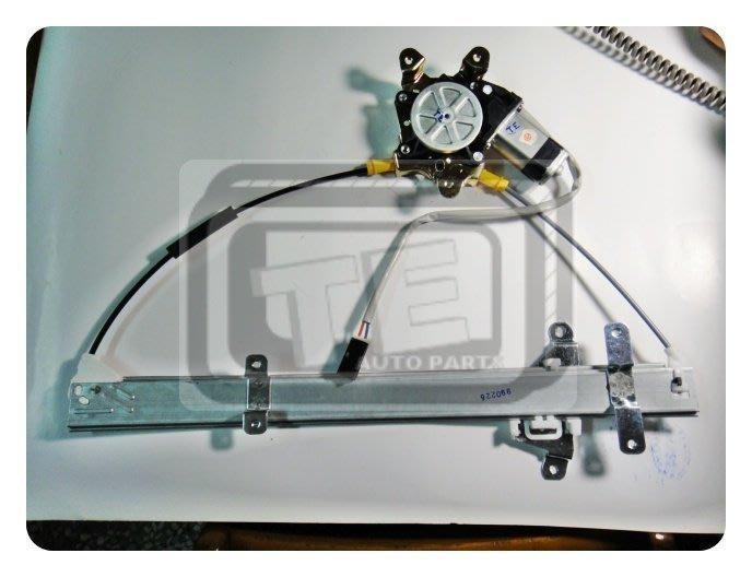 【TE汽配通】NISSAN 日產 裕隆 331 AD 5門款 電動窗升降機 LH 電動升降機總成 駕駛座