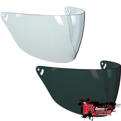 ♚賽車手的試衣間♚ AGV® AGV City 17 ( K-5 Jet 使用) 墨片 鏡片