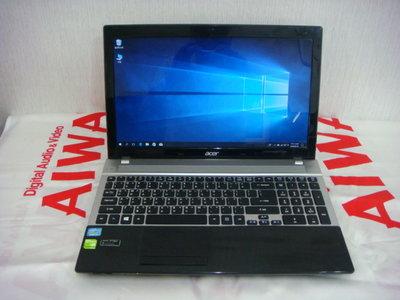 《盛立電腦》Acer V3-571G i7+RAM8G+SSD256G+500G+2G獨顯 15.6吋筆電(0426)