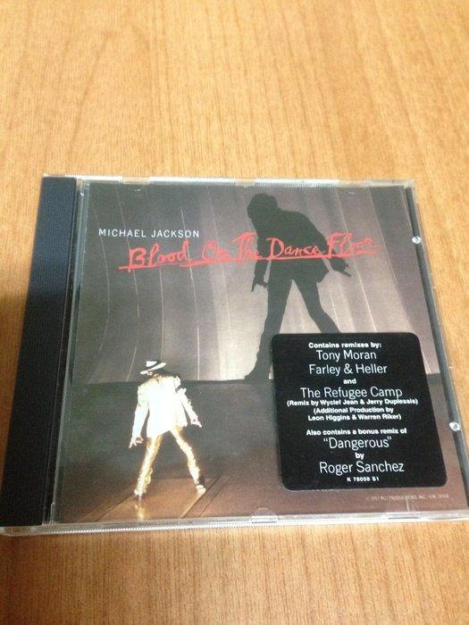 (單曲) MICHAEL JACKSON BLOOD ON THE DANCE FLOOR 麥可傑克森
