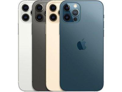 Apple iPhone 12 Pro 128GB【攜碼中華電信999上網吃到飽】※6.1吋/三鏡頭~淡水 淡大手機館