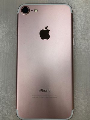 iPhone 7 32G. Rose Gold. 99%NEW