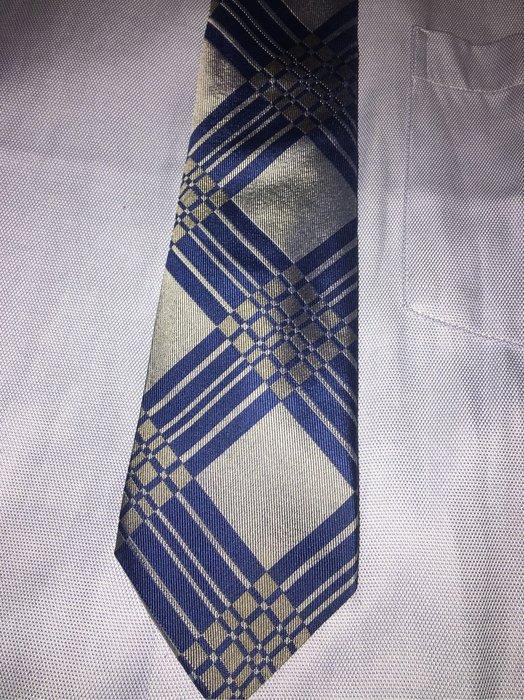 dunhill 英製絲質領帶 正品 特賣會開跑